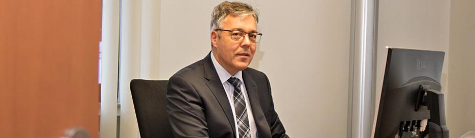 Thomas Pfister - Firmenkundenberater